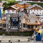 Neubau von Seilbahn nicht im Zeitplan