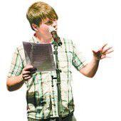 Im Theater am Saumarkt findet morgen um 20.15 Uhr ein Poetry Slam statt.
