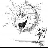 Globale Lachnummer!