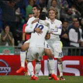 Real Madrid dreht Match gegen Lissabon in den letzten Minuten – 2:1