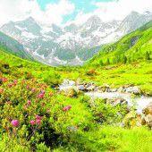 Genusswandern im Süden Kärntens
