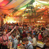 Oktoberfest in Bludenz
