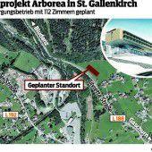 Megaprojekt vor den Toren von St. Gallenkirch