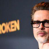 Brad Pitt will Lügendetektortest als Beweis