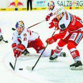 Johannes Bischofberger mit zwei Toren in vier Spielen
