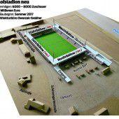 Austria hofft auf ein neues Stadion