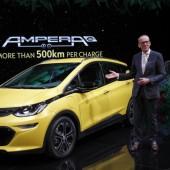 Opel steht unter Strom