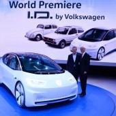 VW mit neuer I.D.entität