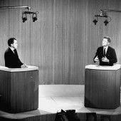 Erstes TV-Duell vor der Wahl