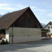 Vorarlberg Einst und jetzt. Hirschenstall und Sozialzentrum