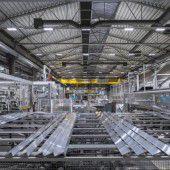 Intelligentes Aluminium und eine Reserve für die Zukunft