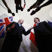Starkes Königreich und starke EU