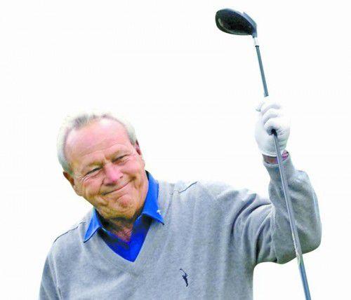 Arnold Palmer                Foto: apa