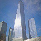 New York hat ein neues One World Trade Center