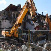 Kurhotel wird abgerissen