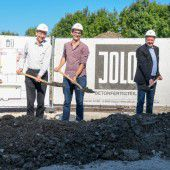 Eine Investition in Beton