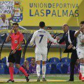 Nicht mehr unangreifbar: Ronaldo bereitet Real Sorgen