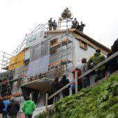 Lindauer Hütte bekommt ein neues Schlafhaus