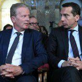 ÖVP hat keine Freude mit des Kanzlers Ideen