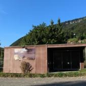 Tenniscenter weicht nun Hotelneubau in Mellau