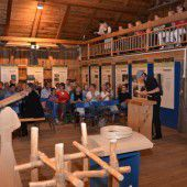 Klostertal Museum voller Hasel-Klänge