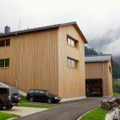 Vereinshaus in Fontanella wird eröffnet