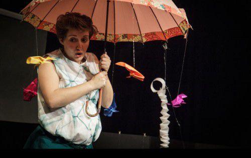 Das Theater.nuu zeigt ein Faltstück für alle Kinder ab zwei Jahren.  Foto: Veranstalter