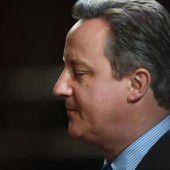 Cameron gibt seinen Sitz im Parlament auf