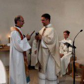 Neuer Pfarrer in Buch begrüßt