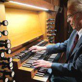 Kostbare Begegnung mit einer Orgellegende