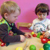 Die Kinderbetreuung wird ab sofort leistbarer