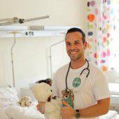Angehender Mediziner mit großem Engagement
