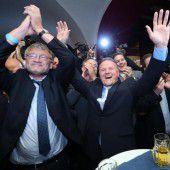 Starke Verluste für SPD und CDU in Berlin