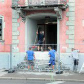 Gemeindeamt in Höchst wird nun umgebaut