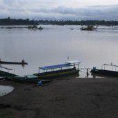 Laos baut umstrittenen Staudamm am Mekong