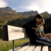 Nächtigungen legen in Vorarlberg weiter zu