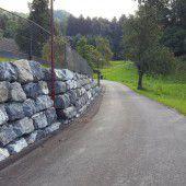 Sanierung des Kobelwegs in Götzis abgeschlossen