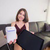 Leistungsfähiges Internet über LTE mit WLAN-Cube