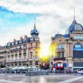 Place de la Comédie im Herzen der Stadt