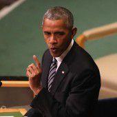US-Präsident warnt vor Abschottung