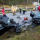 Alko-Unfall in St. Anton fordert drei Verletzte