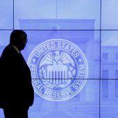 Fed entscheidet über Leitzins