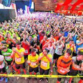 Teilnehmerrekord beim Business Run