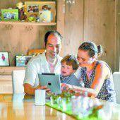 Schnelles LTE-Internet für die ganze Familie