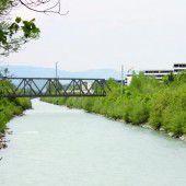 Feldkirch zeigt Pläne für die Ill-Renaturierung