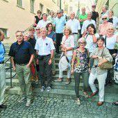 HAK-Jubilare feiern 50 Jahre in Augsburg