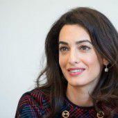 Amal Clooney kämpft für jesidische IS-Opfer