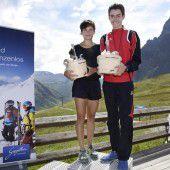 Ein Doppelsieg für das Berglaufteam Bludenz