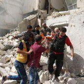 UN für neue Syrien-Gespräche