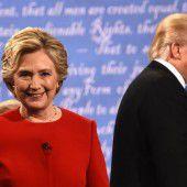 Der Kampf ums Weiße Haus geht in das Finale
